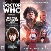 Doctor Who The Novel Adaptations 5: The Well-Mannered War - Audio CD